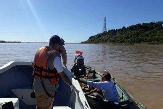Prorrogan las medidas de reducción de extracción de peces en el río Paraná