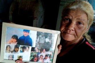 La fuerza de Adelia, la mujer que no deja de buscar a la familia desaparecida hace casi dos décadas