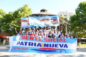 """La Juventud Peronista llama a movilizarse y defender la calle: """"la dirigencia ha celebrado tan solo el día de la madre"""""""