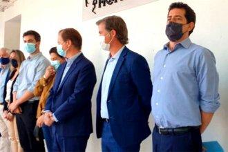 De visita en Entre Ríos, el ministro De Pedro puso fecha a la apertura de fronteras con Uruguay