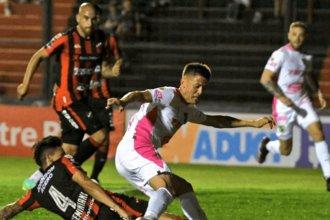 Sobre el final del partido, Patronato logró empatar ante Defensa y Justicia