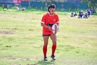 Milagros Bordón, en la lista definitiva de la selección entrerriana de rugby