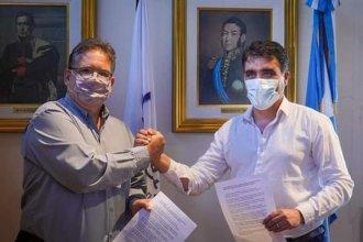 """Los intendentes de Concordia y Salto piden reducir los requisitos para el cruce de """"familias binacionales"""""""