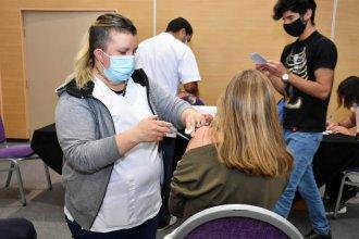 En Concordia convocan a vacunarse con Sputnik V durante este viernes