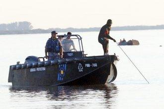 Dieron con el cuerpo de la persona que se había sumergido en aguas del río Uruguay