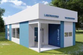 Recorrido en realidad aumentada: cómo será el nuevo centro sanitario anexo al Hospital San José