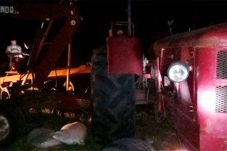 Trabajador perdió la vida luego de ser impactado por un tractor