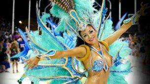 Papa Francisco, en el Carnaval del País