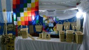 Organizan la Fiesta Nacional de la Artesanía 2015