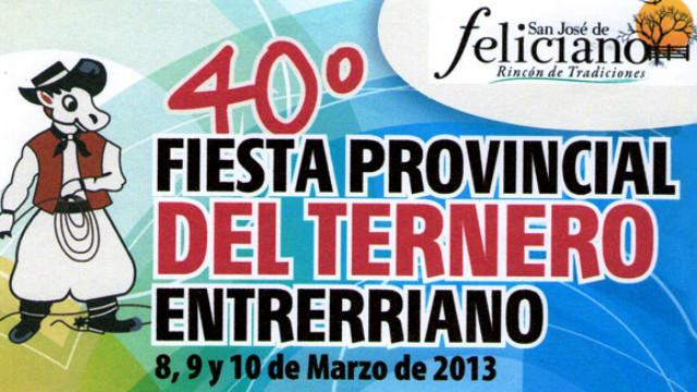 Fiesta Provincial del Ternero 2013