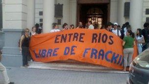 Fracking: Asambleístas pedirán cambios en el texto aprobado por Diputados