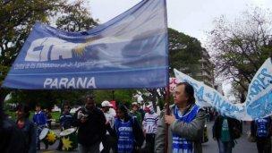 El 14 de marzo, la CTA marcha en todo el país