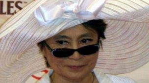 Yoko Ono actuará en un festival de música