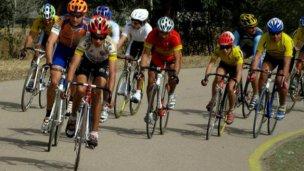 Argentino de Ciclismo, en Concordia