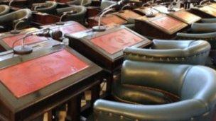 La legislatura se toma vacaciones