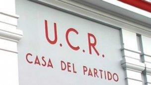 """""""La UCR está en una profunda crisis"""""""