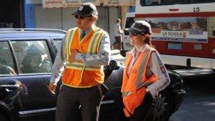 Llaman a concurso para incorporar agentes de tránsito