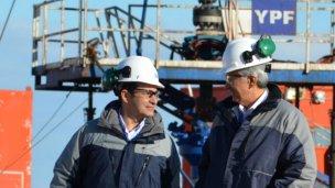 YPF y Chevron, socios para el fracking