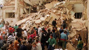 Amia: 23 años del atentado que se llevó 85 víctimas