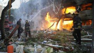 Las 14 vidas que se cobró una tragedia