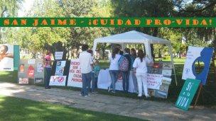 San Jaime, libre de abortos no punibles