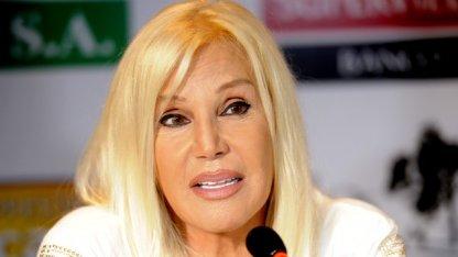 Denunciaron a Susana Giménez ante el INADI