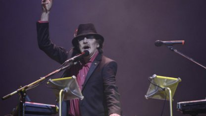 Charly García lanzó Random, su nuevo disco