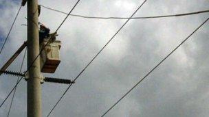 Denuncian tarifazo y rotura de electrodomésticos
