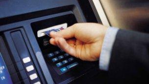Sucursales bancarias: Sólo estarán disponibles los cajeros automáticos