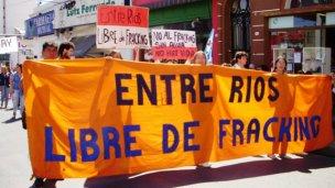 Reclamarán que Concordia sea declarada Libre de Fracking