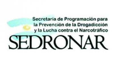 Lauritto se reunió con el titular de la SEDRONAR