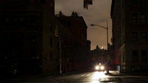Falla eléctrica: Paraná y alrededores quedaron a oscuras