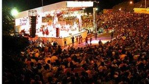 Federación: Fiesta Nacional del Lago