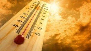 Dos ciudades entrerrianas, en alerta naranja por el calor
