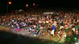 Campamentistas de Fiesta en San José