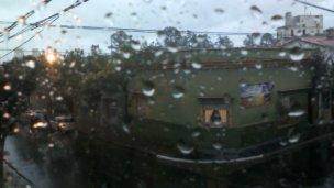 Hay alerta por lluvias intensas para Entre Ríos