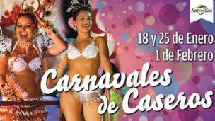 Caseros empezará a moverse al ritmo del carnaval