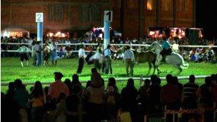 La grilla de la Fiesta Provincial del Yatay
