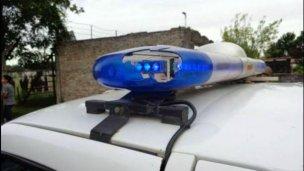 Dos menores habrían robado una motoguadaña