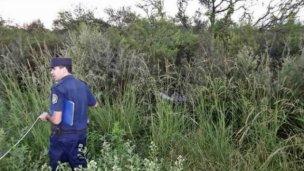 Ex policía despistó en Ruta Nacional 127