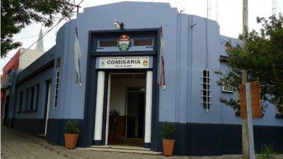 Buscado por la Justicia, localizado en Villa Elisa