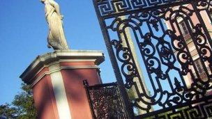 Agenda del Palacio San José