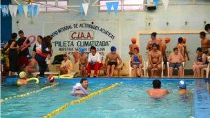 Deporte Adaptado se prepara para el torneo de Gualeguay