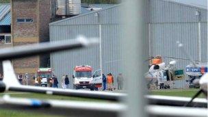 Tragedia aérea: cayó una avioneta y hay 5 muertos