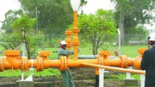 Sin gas argentino a industrias uruguayas