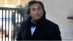 El socio de Boudou no le respondió al juez