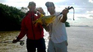 Se relanza la pesca deportiva en Concepción del Uruguay