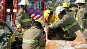 Media sanción para la reforma a la Ley Nacional de Bomberos Voluntarios