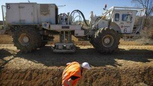 Fracking: acuífero y represa, en riesgo