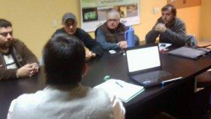 Planifican líneas de trabajo entre la Oficina de Empleo y el CeCom